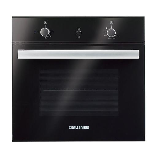 Horno combi 60cm gas natural negro